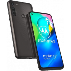 Motorola XT2041 Moto G8 Power Dual Sim 64GB Black