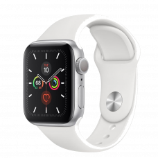 Apple Watch Series 5 GPS 40mm White