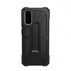 Гръб Urban Armor Gear Monarch - Samsung Galaxy Note 20 - carbon fiber