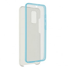 360 Full Cover case PC + TPU - Samsung Galaxy S20 син