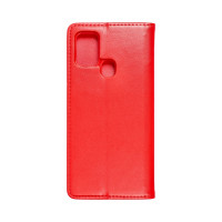 Калъф Magnet Book - Samsung Galaxy A21S - червен