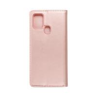 Калъф Magnet Book - Samsung Galaxy A21S - светлорозов