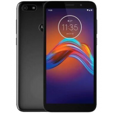 Motorola Moto E6 Play Dual Sim 32GB Black