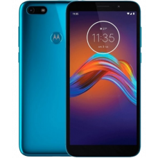 Motorola Moto E6 Play Dual Sim 32GB Blue