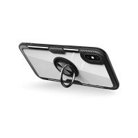 Гръб Forcell RING - Apple iPhone 12 MINI - прозрачен