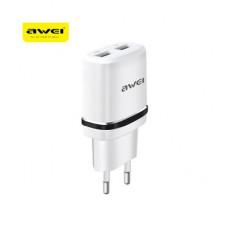 Зарядно AWEI C930 2xUSB - Motorola Edge 5G