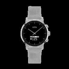 Watch Viita Hybrid HRV Classic 40mm Silver