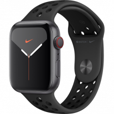 Apple Watch Series 5 Nike+ GPS 44mm Aluminium Case Black