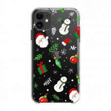 Гръб Forcell Winter Samsung Galaxy S20 Plus  Коледен микс