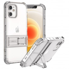 Гръб ARAREE Mach Stand case - Samsung Galaxy Note 20 - прозрачен