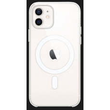 Apple iPhone 12 Mini Clear Case with MagSafe Clear
