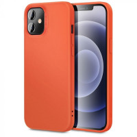 Гръб FuteraĹ ESR Cloud-Apple iPhone 12 Mini- оранжев