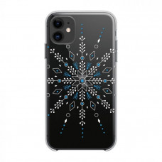 Гръб Forcell Winter Samsung Galaxy S20 Plus Снежинка