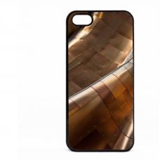PVC гръб - 2d за Apple iPhone 5 - Abstract 2016