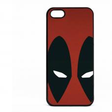PVC гръб - 2d за Apple iPhone 5 - Deadpool 2