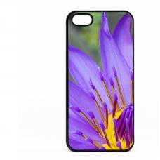 PVC гръб - 2d за Apple iPhone 5 - Flower 2016 1