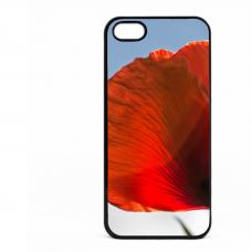 PVC гръб - 2d за Apple iPhone 5 - Flower 2016 2