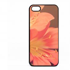PVC гръб - 2d за Apple iPhone 5 - Flower 2016 4