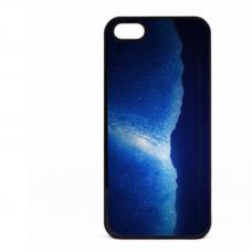 PVC гръб - 2d за Apple iPhone 5 - Stars 2 2016