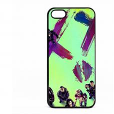 PVC гръб - 2d за Apple iPhone 5 - Suicide Squad