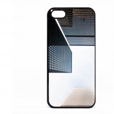 PVC гръб - 2d за Apple iPhone 5 - buildgins