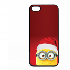 PVC гръб - 2d за Apple iPhone 5 - christmas