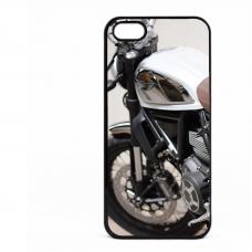 PVC гръб - 2d за Apple iPhone 5 - ducati
