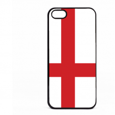 PVC гръб - 2d за Apple iPhone 5 - england
