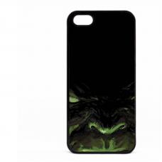 PVC гръб - 2d за Apple iPhone 5 - hulk2