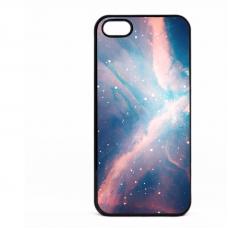 PVC гръб - 2d за Apple iPhone 5 - nebula