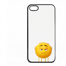 PVC гръб - 2d за Apple iPhone 5 - theemojimovie