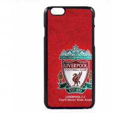 PVC гръб - 2d за Apple iPhone 6  - liverpool-sized