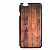 PVC гръб - 2d за Apple iPhone 6  - wood