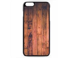 PVC гръб - 2d за Apple iPhone 6 Plus - wood