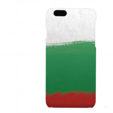 PVC гръб - 3d за Apple iPhone 6  - flag