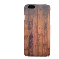 PVC гръб - 3d за Apple iPhone 6  - wood