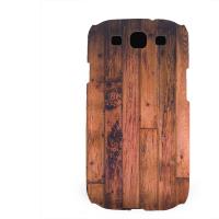 PVC гръб - 3d за Samsung Galaxy S3 I9300 - wood