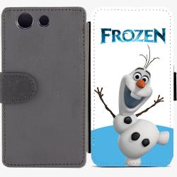 Калъф тип тефтер за Sony Xperia Z3 compact - frozen