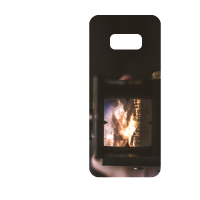 Силиконов гръб за Samsung Galaxy S8 Plus - Camera