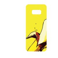 Силиконов гръб за Samsung Galaxy S8 Plus - banana2