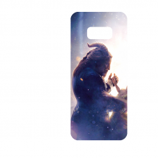 Силиконов гръб за Samsung Galaxy S8 Plus - beautyandthebeast