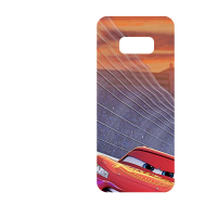 Силиконов гръб за Samsung Galaxy S8 Plus - cars3