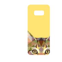 Силиконов гръб за Samsung Galaxy S8 Plus - cat