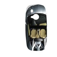Силиконов гръб за Nokia 3310 - Aventador