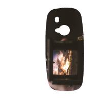 Силиконов гръб за Nokia 3310 - Camera
