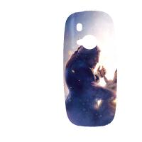 Силиконов гръб за Nokia 3310 - beautyandthebeast