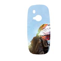 Силиконов гръб за Nokia 3310 - bike