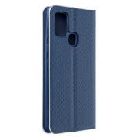 Калъф-Luna Carbon-Samsung Galaxy M21--blue
