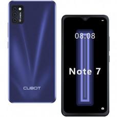 Cubot Note 7 Blue