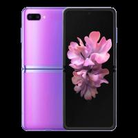 Samsung Galaxy Z Flip 256GB 8GB RAM Purple